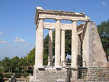 Il tempio di Ercole a Cori (LT)