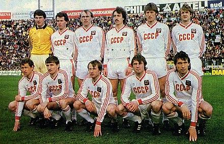 Nazionale di calcio dell Unione Sovietica - Wikiwand fa5e03c32