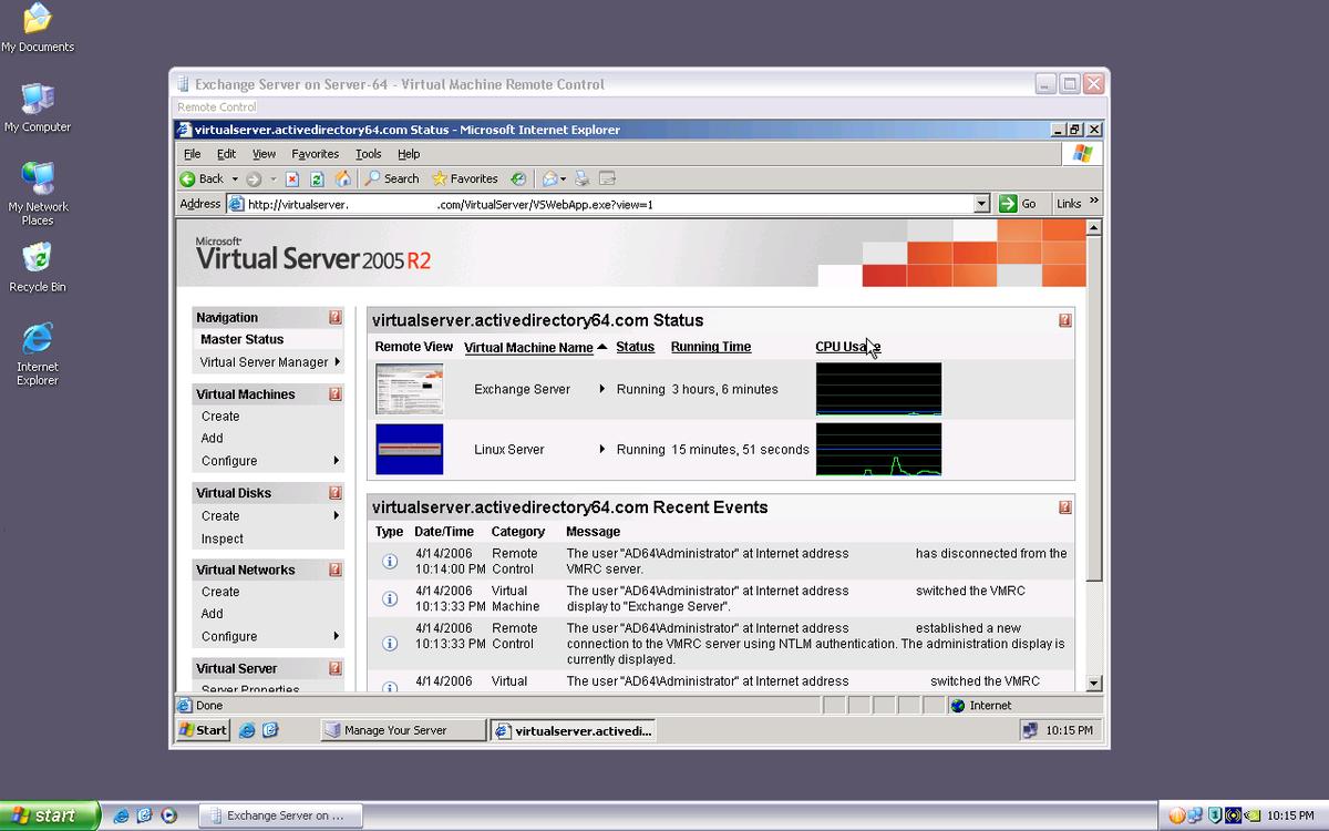 Microsoft Virtual Server Wikipedia