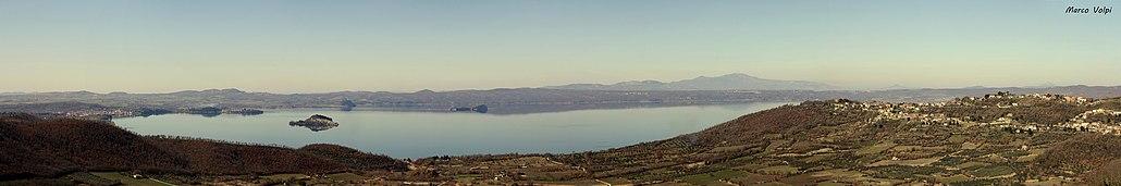 | #BELLEZZEDELLATUSCIA | Il Lago di Bolsena