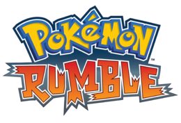 Logo di Pokémon Rumble