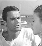 Nel ruolo di Bruno corteggiato da Cerasella (Claudia Mori) in Cerasella (1959) di Raffaello Matarazzo.