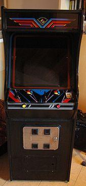jamma arcade cabinet