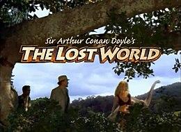 The Lost World Serie Televisiva Wikipedia