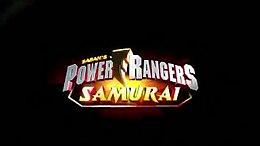 power rangers samurai wikipedia