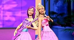 Barbie La Principessa E La Popstar Wikipedia