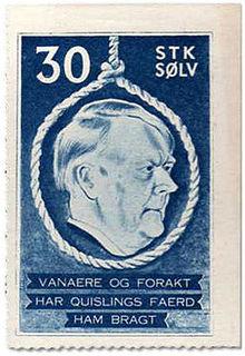 Purga dei traditori della patria in Norvegia