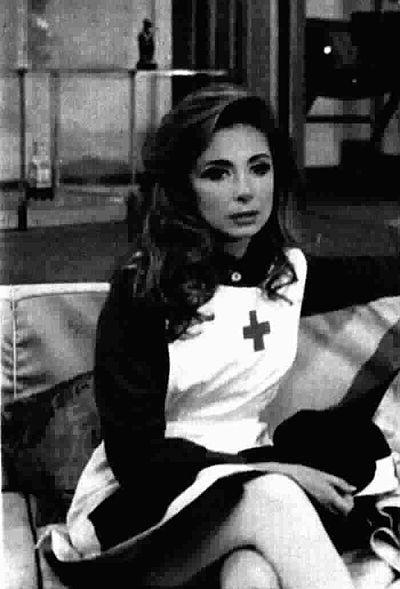 Maria Pia Di Meo nella prosa televisiva Rai Doppio gioco (1971)