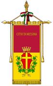 Il Gonfalone della Città di Messina