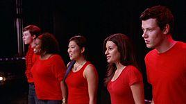Il cast nel primo episodio della prima stagione.