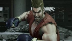 Paul Phoenix in Tekken 6