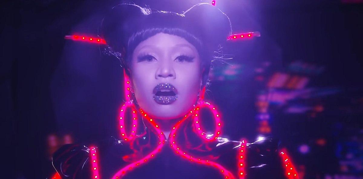 Chun Li Nicki Minaj Wikipedia