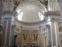 L'abside paleocristiana della basilica di San Giovanni Maggiore