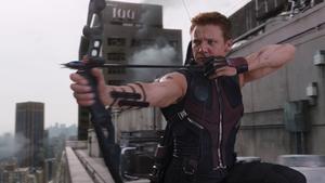 Occhio di Falco in The Avengers, interpretato da Jeremy Renner.