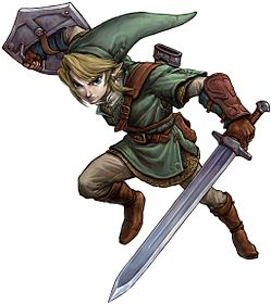 Link nel videogioco The Legend of Zelda: Twilight Princess