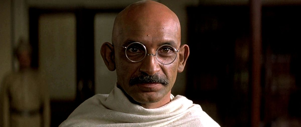 gandhi movie This is a powerpoint presentation on management lessons learned from the  movie gandhi(1982)presented in nirma universityi have also.