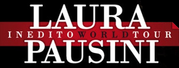 Laura Pausini Inedito World Tour logo.png