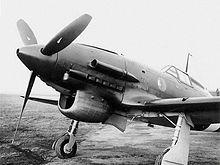 Prototipo di un Macchi M.C. 202D, MM 7768 (serie III), con radiatore modificato