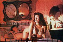 Serena Grandi e Franco Branciaroli in Miranda (1985) di Tinto Brass