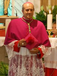 Mons. Domenico Sigalini nel 2012