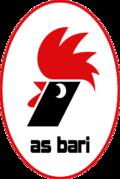 Il galletto, simbolo della squadra calcistica del Bari.
