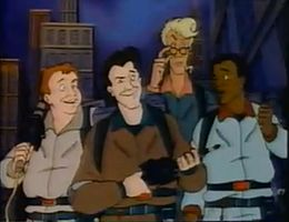 The real ghostbusters wikipedia