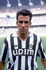 Di Canio alla Juventus nella stagione 1990-1991