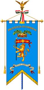 Provincia di messina wikipedia for Volantino despar messina e provincia