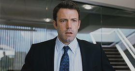 Ben Affleck in una scena del film