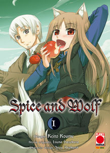 Spice and Wolf manga.jpg