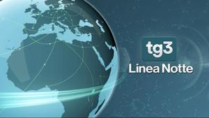 Logo del programma TG3 Linea Notte