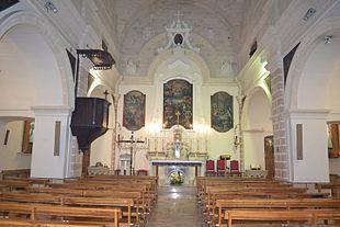 Convento di san pasquale baylon wikipedia for Interno a un convento