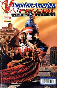 Falcon (Marvel Comics) - Wikipedia 38051f495b16