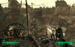 Gamebryo 2.6 in Fallout 3