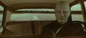 Fantomas in fuga, in uno screenshot del trailer del film