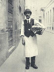 Un venditore di gamberi (1920)