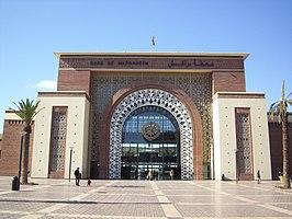 Marrakesh railway station