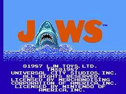 jaws videogioco 1987 wikipedia