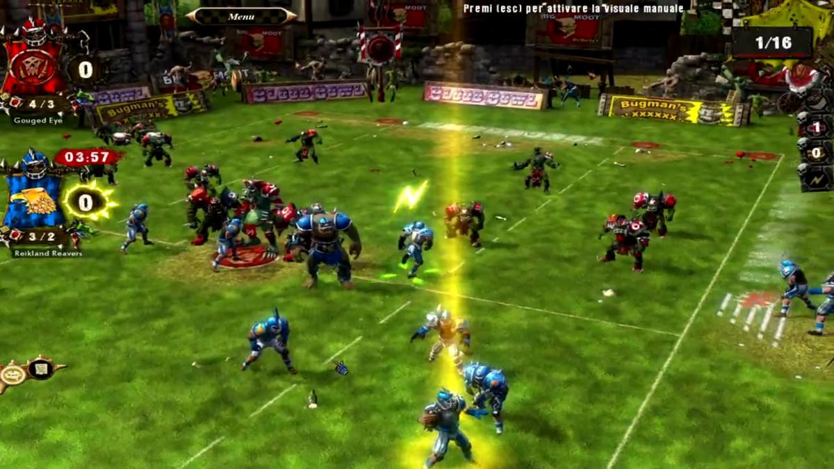 Blood bowl videogioco 2009 wikipedia - Blood bowl gioco da tavolo recensione ...