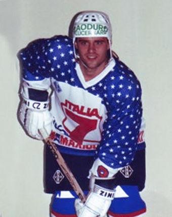 celebrità incontri giocatori di hockey NHL