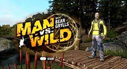 Man Vs Wild Videogame 63