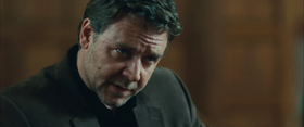 Russell Crowe in una scena del film