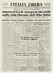 L'Italia libera - Wikipedia