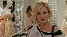 Samantha Jones (interpretata da Kim Cattrall)