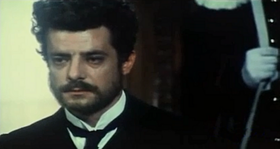 Giancarlo Giannini in una scena del film