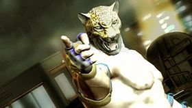King in Tekken 6