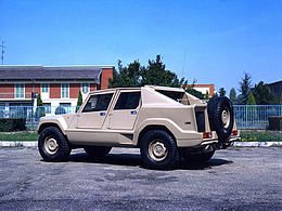 Lamborghini LM001 rear-left.jpg