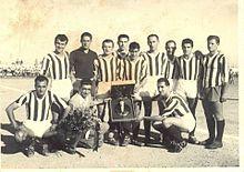 La Maceratese 1946-1947, vincitrice del campionato di Serie C.