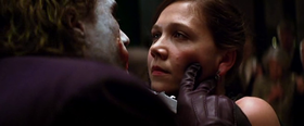 Maggie Gyllenhaal in Il cavaliere oscuro