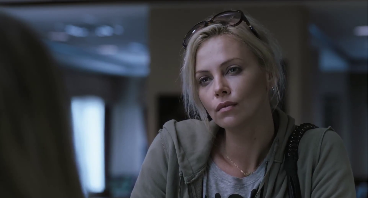 theron young adult movie
